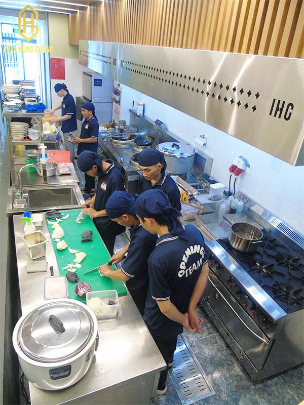 sasawa sushi vũng tàu