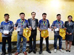 Giải cờ tướng Inox Hùng Cường 2021