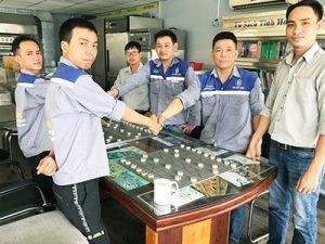 Tổ chức giải cờ tướng Inox Hùng Cường 2021