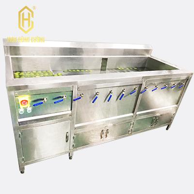 Máy rửa rau củ quả công nghiệp sục ozone