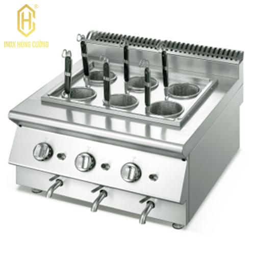 Bếp nấu mỳ ý để bàn dùng gas FCXGPC-0707