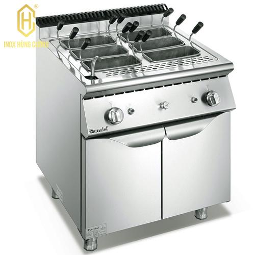 Bếp nấu mỳ Ý liền tủ dùng gas Furnotel